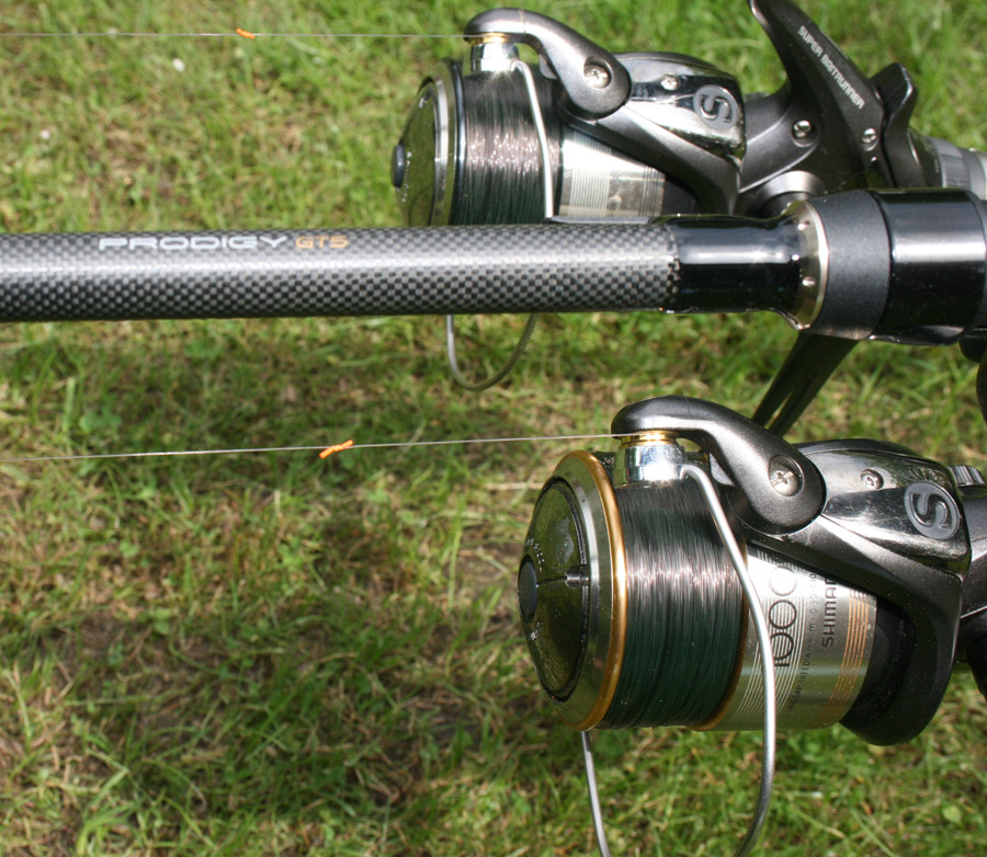 how to set up my fishing rod