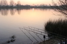 Linear fisheries will hopefully be open soon