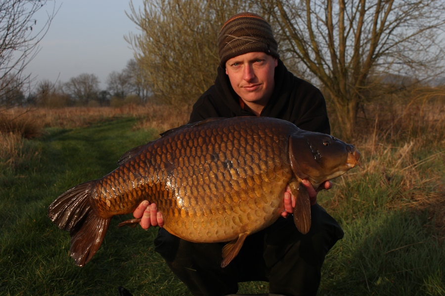 First fish from a Nene Valley venue in 2012
