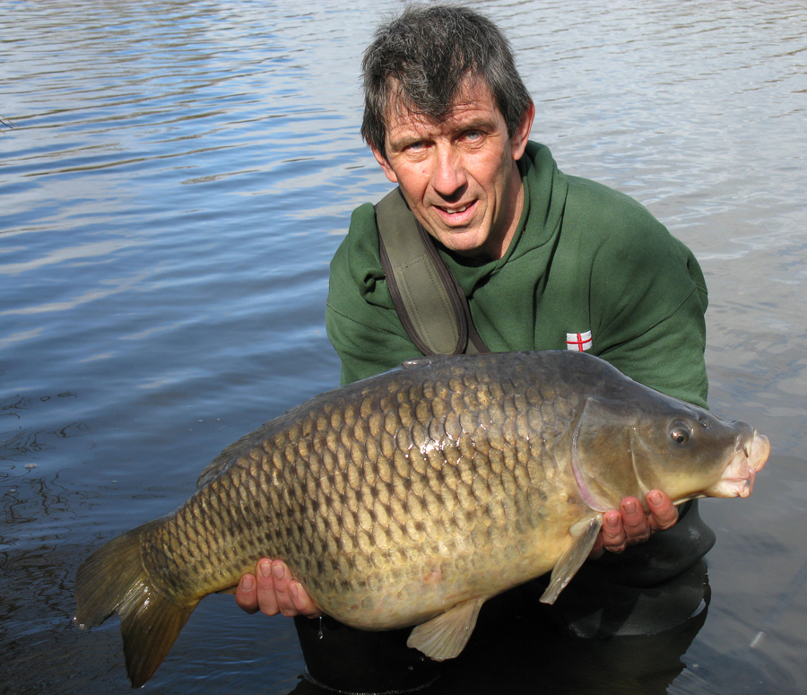 Dave's First Fish of 2011 came in at 23lb 14oz