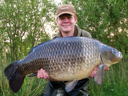 Boilie tactics for another big common