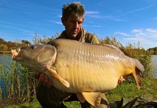 An Absolute Cracker Of A Fish