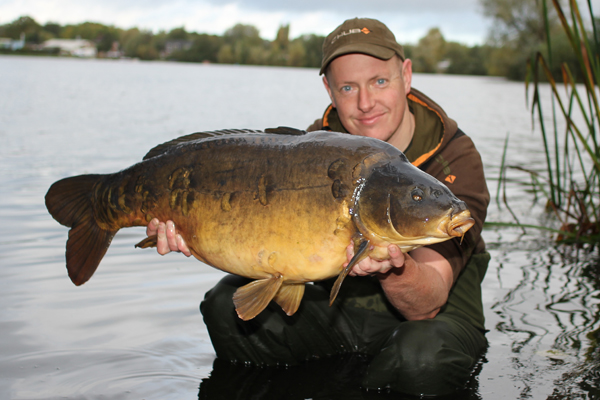 Good looking fish and sharp photography are a must for a sponsored angler